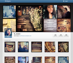 Instagram_Webprofile