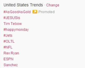TopTrends_Tebow - Jets
