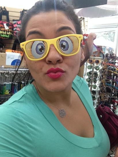 Goofy Sunglasses