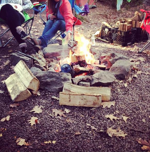 Campfire - La_Suazo