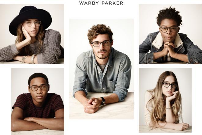 WarbyParker - new frames